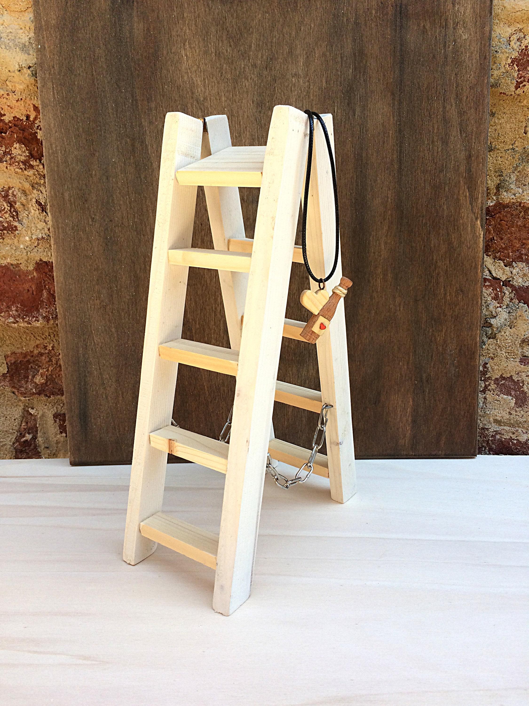 Scalette in legno pieghevoli beautiful scaletta inox pieghevole