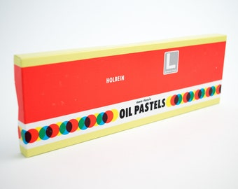 Holbein academic oil pastels, set of 24