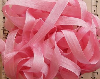 Pretty in Pink Seam Binding Silky Rayon Seam Binding Ribbon - 9 yards PSS 0370