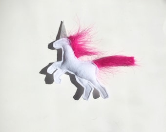 Unicorn Catnip Toy Cat Toys