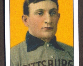 HONUS WAGNER RP #497 White Border Sweet Caporal 1 Pirates 1909 T2 Free Shipping
