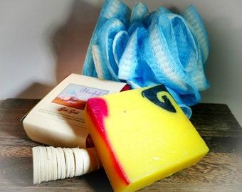 Gobi Gold Soap Scrub