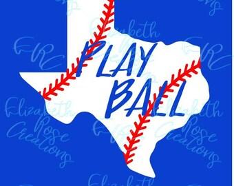 texas softball baseball