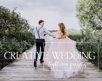 130 Creative Wedding lightroom presets