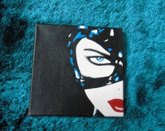 Catwoman Painting