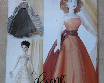 Vogue Doll Collection Pattern 741/7381 -Gene circa 1950