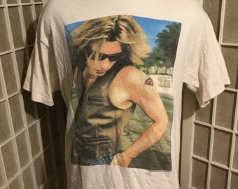 Rare 1995 Bon Jovi Authentic T-Shirt