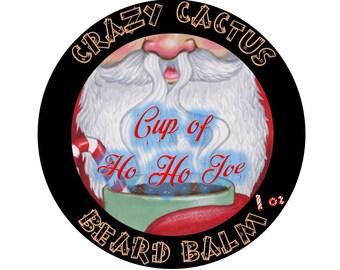 Cup of Ho Ho Joe Beard Balm