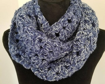 10.00 OFF Infinity Scarf - Cowl Scarf, Circle Scarf, Chunky Scarf, Crochet Scarf, Handmade Neckwarmer Scarf, Gift for Her, Scarves for Women
