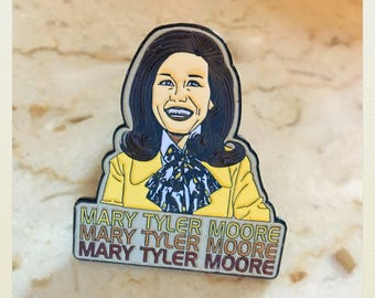 Mary Tyler Moore Pin
