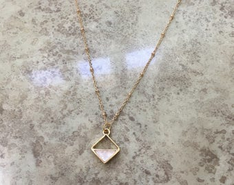 SHANNON chain choker/necklace