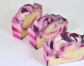 Claire de Lune Soap - Homemade Soap - Handmade Soap - Cold Process Soap - Shea Butter Soap - Vegan Soap