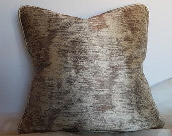brainstormNY, Elegant decorations, Elegant home décor, Home accents, Home décor pillow, Decorative pillows,cushion, silk, neutral color