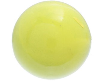 1 x green/yellow 16 mm music of pregnancy maternity Bell Mexican Bola ball