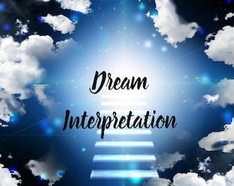 Dream Interpretation, what does your dream mean