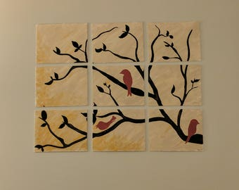 Bird Wall Art