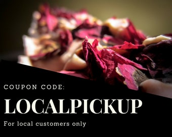 LOCAL PICKUP - Local Customers Only - Glendale, CA