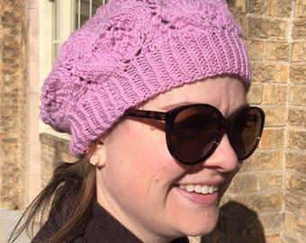 Rosewater Hat (Beret)