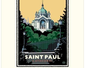 Landmark MN | Saint Paul Cathedral by Mark Herman