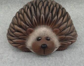 Ceramic Hedgehog Hedge (finished)