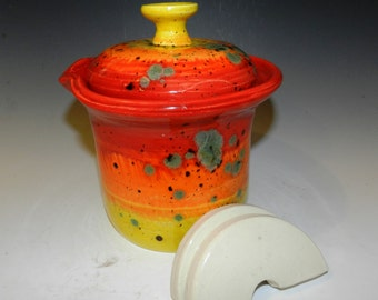 Made to order 2 QT fermenting crock