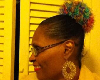 Crochet Hair Bun Cover 2 for 25