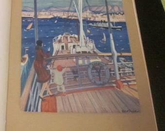 Vintage datebook PLM 1931 beautiful pictures  see scanns