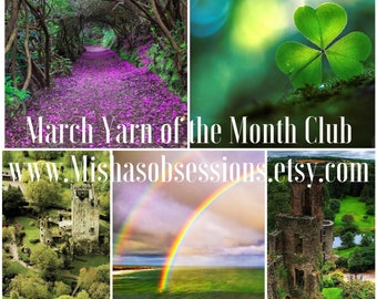March Yarn of the Month Club