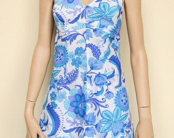Vintage swim Dress - size 12/14