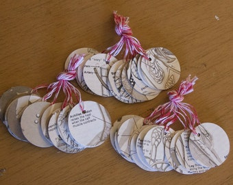 Small Medical Gift Tags (Set of 12)