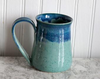 Blue Waters Mug 12oz
