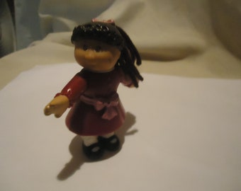 Vintage 1992 Plastic Cabbage Patch Kid Toy Figure, collectable