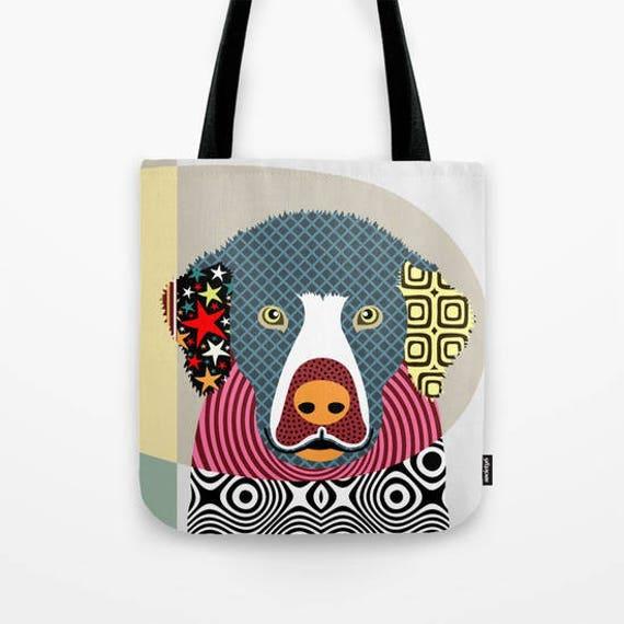 Golden Retriever Tote Bag, Golden Retriever Gifts, Dog Tote Bag, Dog Lover's Gift, Animal Lover Gift, Pet Tote Bag