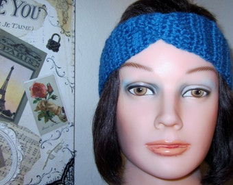Headband-woman's crochet accessory for her hair