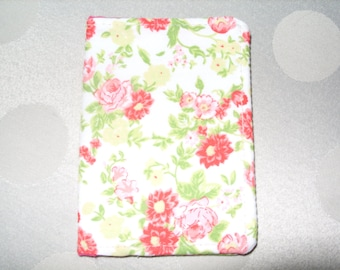 Fabric card holder