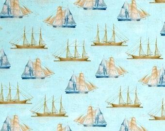 Windham - Tall Ships - Ships - Aqua