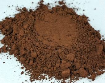 Cinnamon  Brown  Matte  Natural organic Makeup Eyeshadow  loose  Eye Shadow   Mineral Makeup Vegan Natural