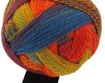 Schoppel socks wool Crazy