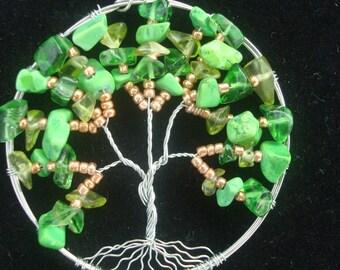 Green Mix Tree of Life