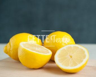 Stock Photo | Lemons | Food Blogger