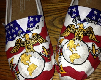 Support Our Military TOMS