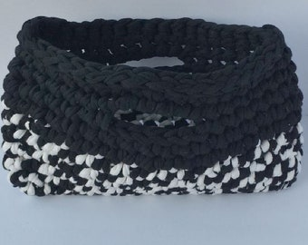 Purse-Clutch-Tote-Crochet tote-Trapillo Clutch- Purse Hoooked Zpagetti-Tshirt bag-T-shirt trapillo-XXL-T-shrit Yarn Pouch-Handbag-Pocketbook