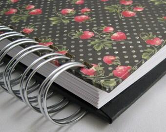 Recipe Book - Recipe Journal - Keepsake Recipes - Family Recipe Book - Bridal Shower Guestbook - Wedding Gift - Foodie Gift - Cooking