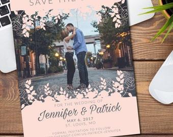 Save the Date Invitation/Announcement