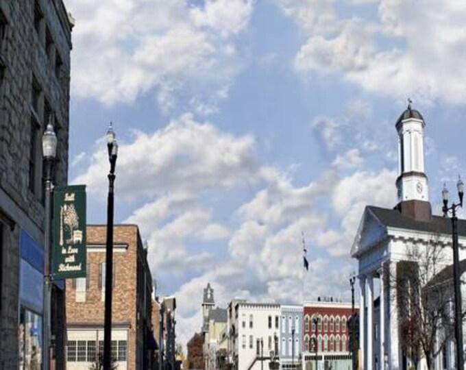 Kentucky Richmond Fine Art Print on Paper or Canvas.