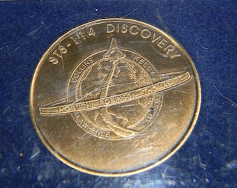 Nasa Medallion STS-114 DISCOVERY