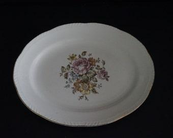 Vintage, Homer Laughlin Stratford Serving Platter