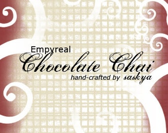 Empyreal Lip Balm - Chocolate Chai - 1 pack of 5