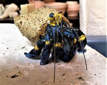 Ceramic hermit crab