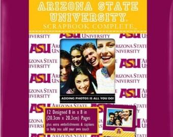 Arizona State Scrapbook